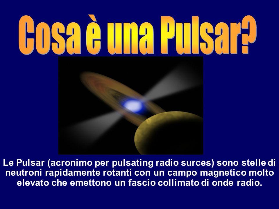 Cosa è una Pulsar
