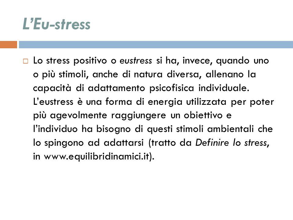 L'Eu-stress