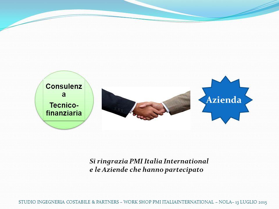 Azienda Consulenza Tecnico-finanziaria