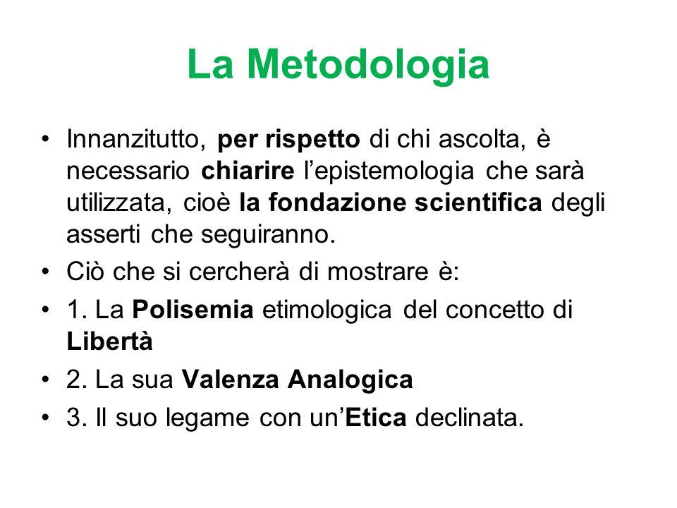 La Metodologia