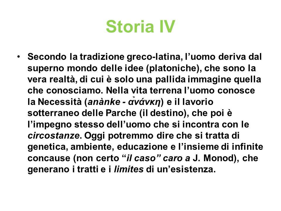 Storia IV
