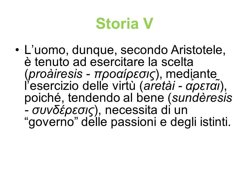 Storia V