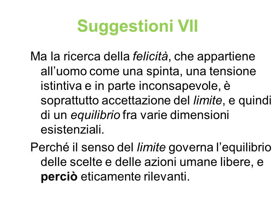 Suggestioni VII