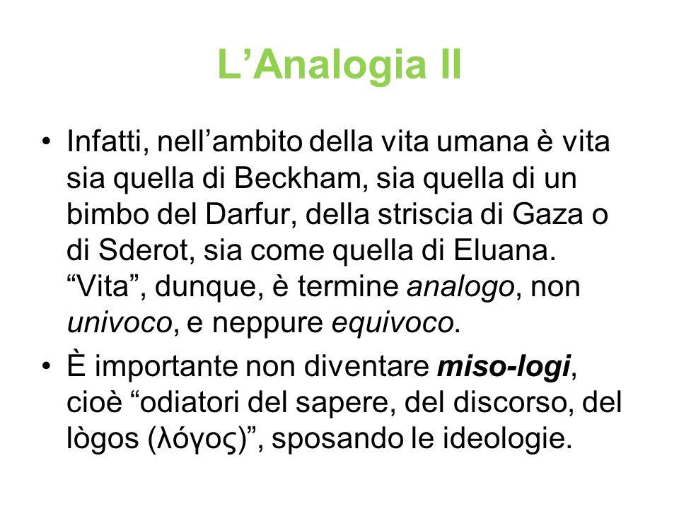 L'Analogia II