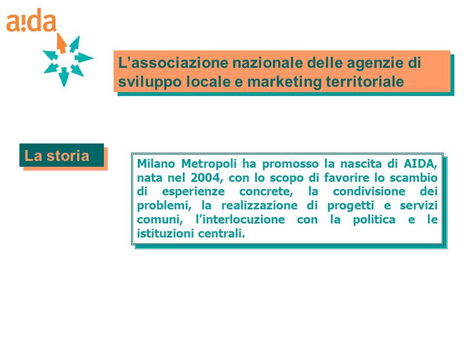 L'associazione nazionale delle agenzie di sviluppo locale e marketing territoriale
