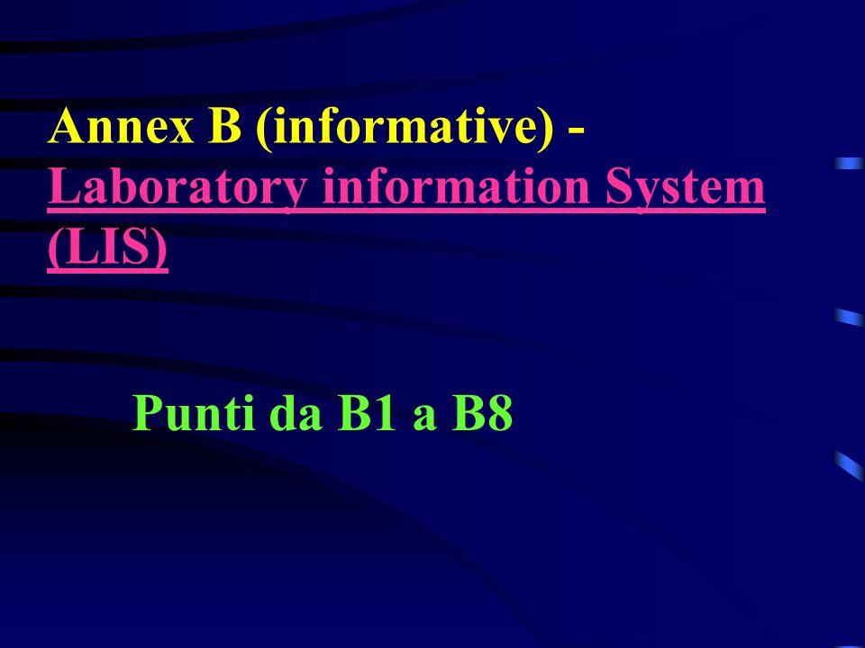 Annex B (informative) -