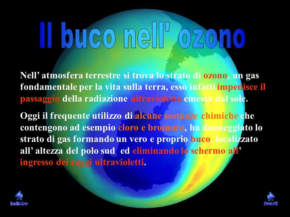 Il buco nell ozono