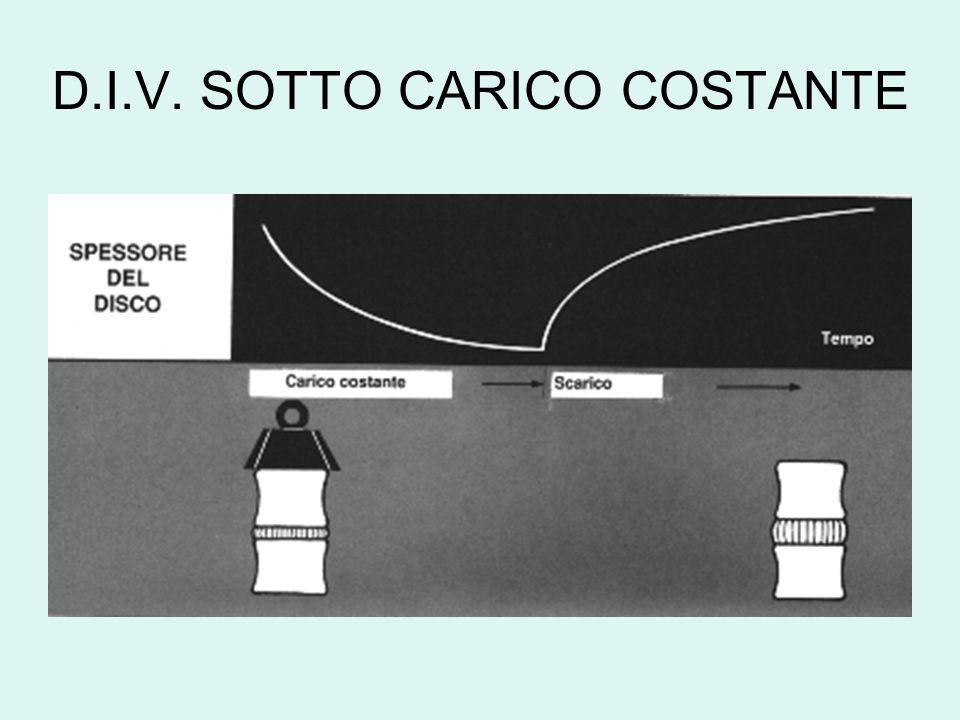 D.I.V. SOTTO CARICO COSTANTE