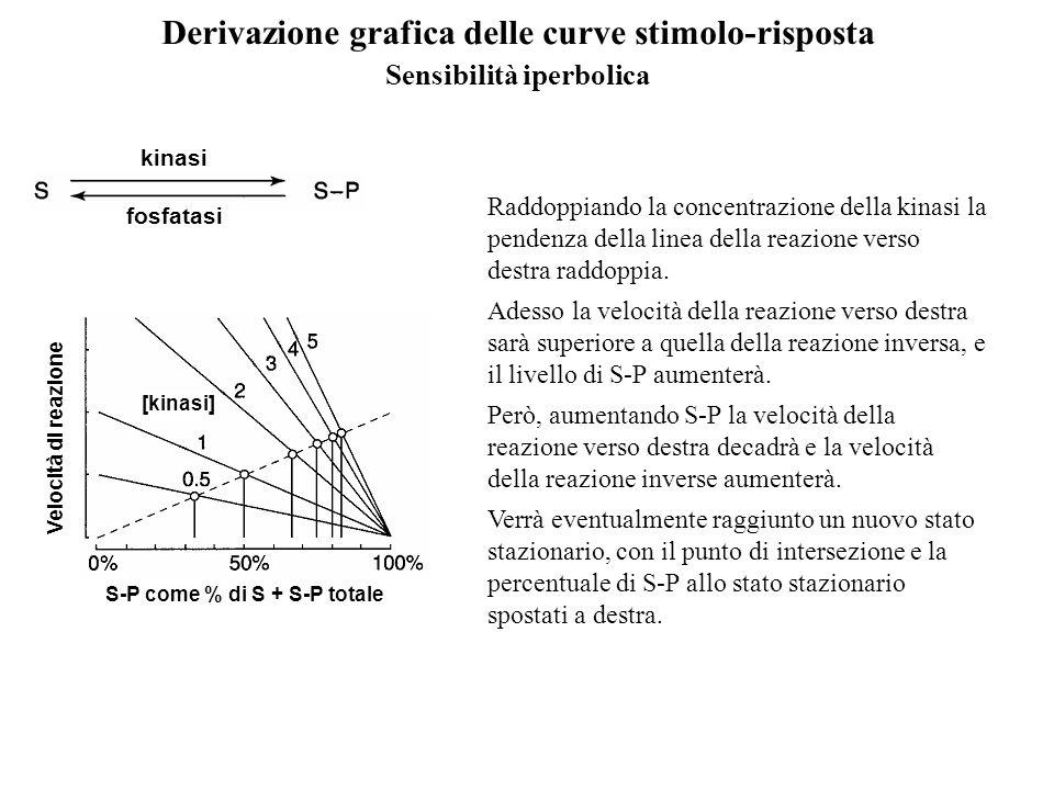 Derivazione grafica delle curve stimolo-risposta