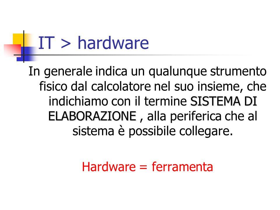 IT > hardware