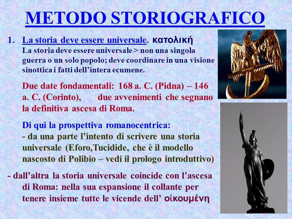 METODO STORIOGRAFICO