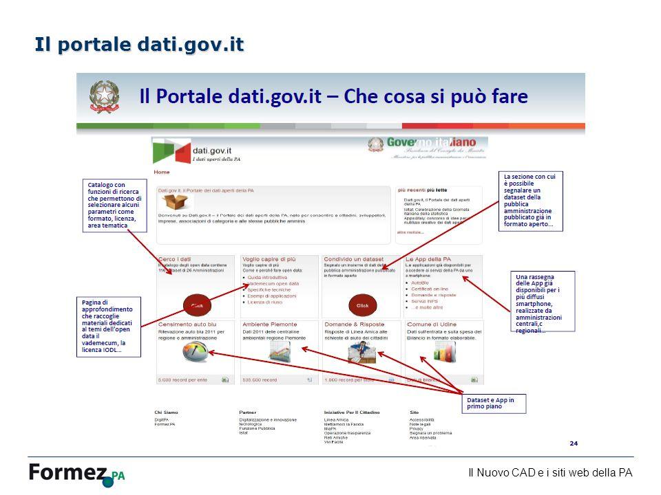 Il portale dati.gov.it 41