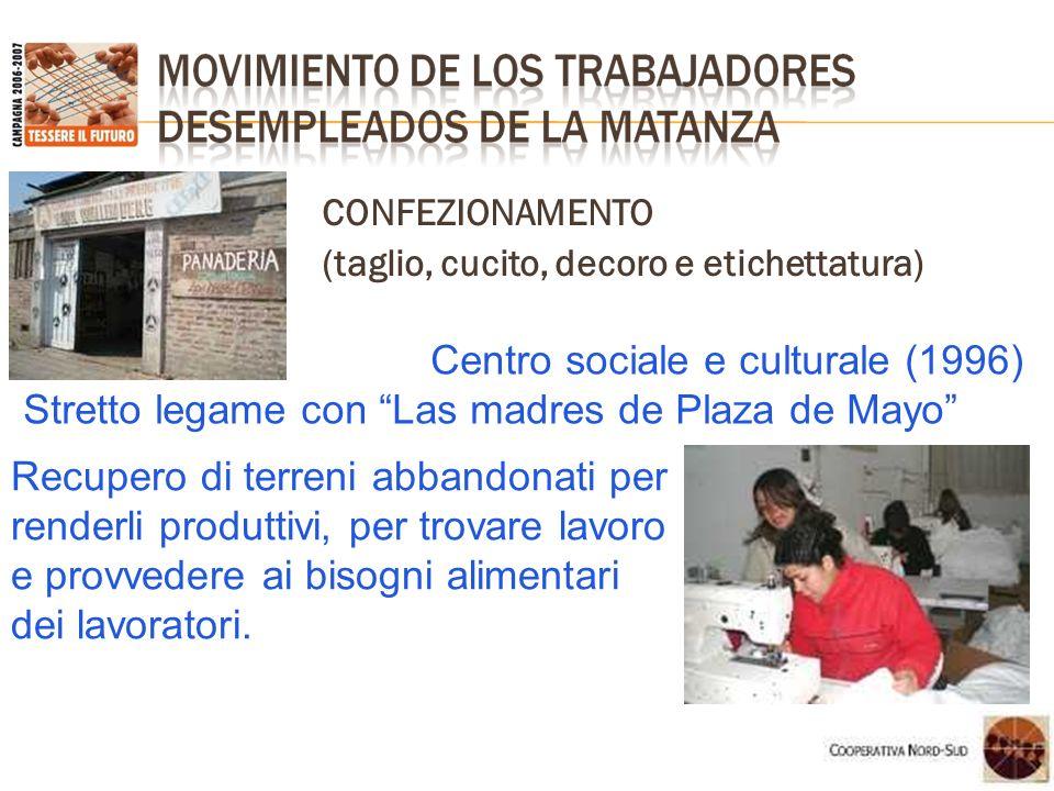 Centro sociale e culturale (1996)