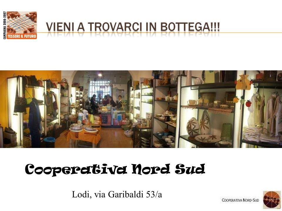Cooperativa Nord Sud Lodi, via Garibaldi 53/a