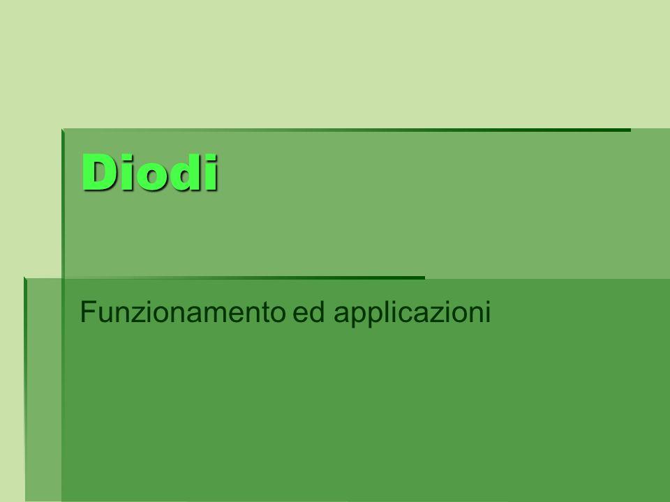 Funzionamento ed applicazioni