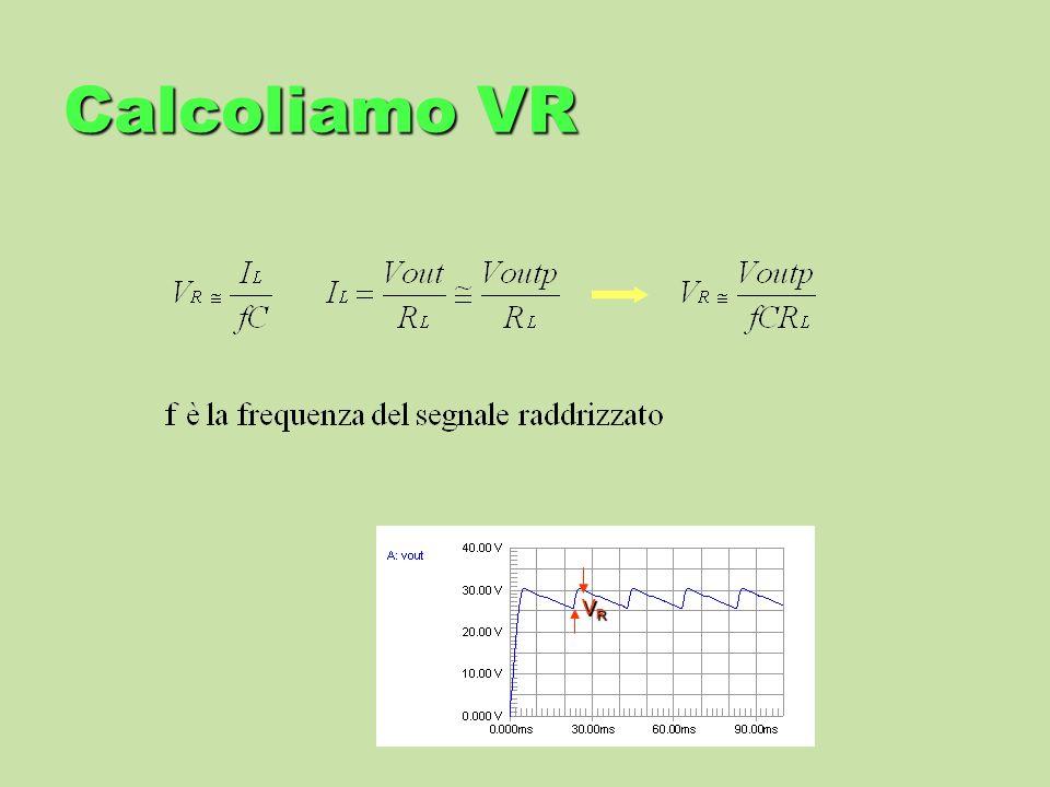 Calcoliamo VR VR VR