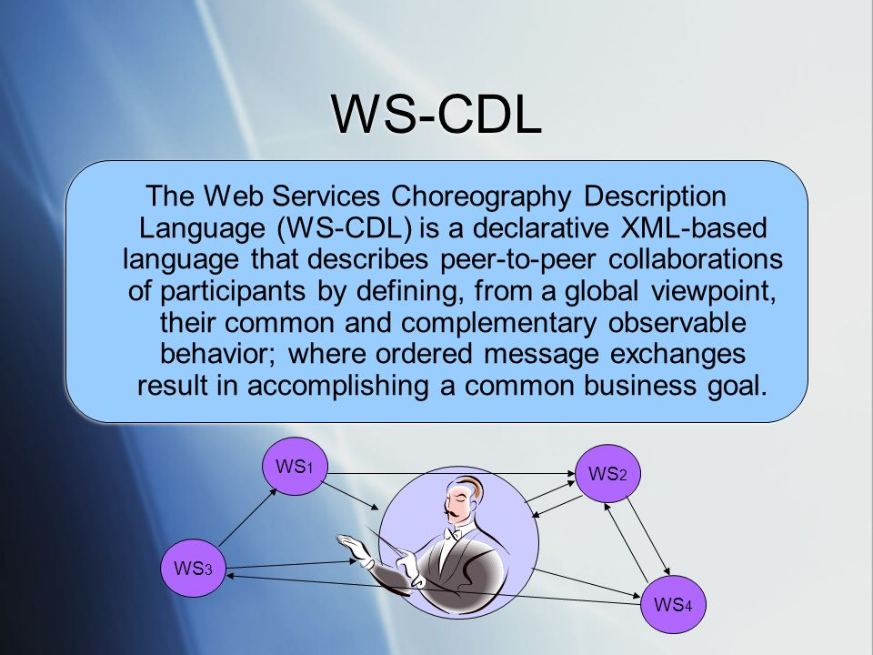WS-CDL