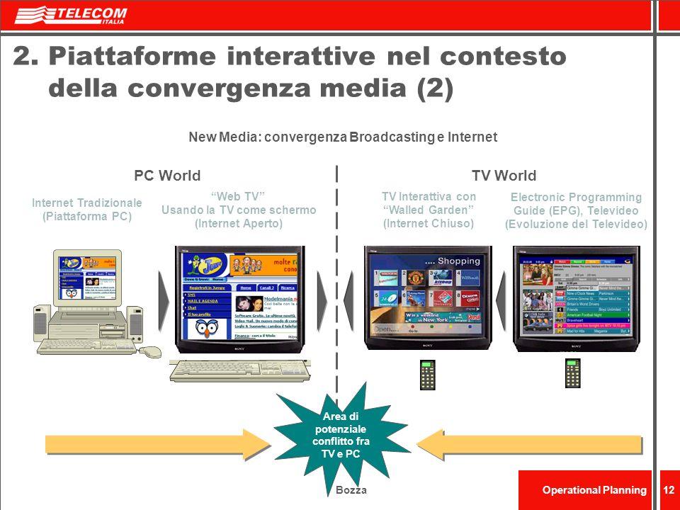 2. Piattaforme interattive nel contesto della convergenza media (2)