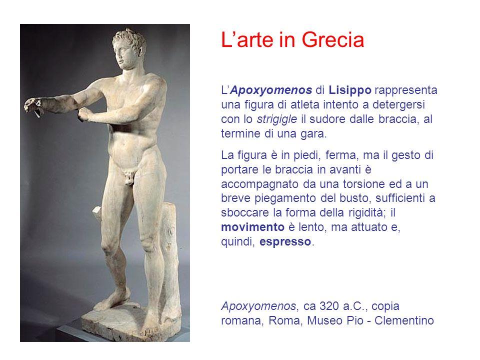 L'arte in Grecia