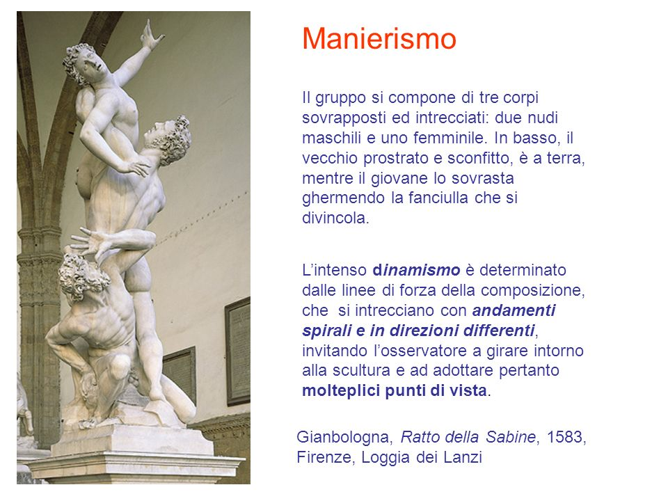 Manierismo