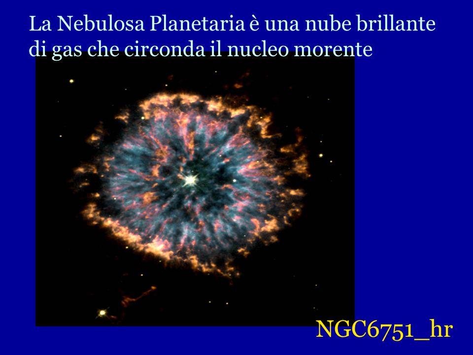 NGC6751_hr La Nebulosa Planetaria è una nube brillante