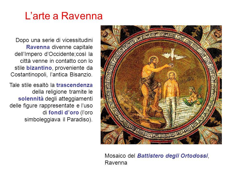 L'arte a Ravenna