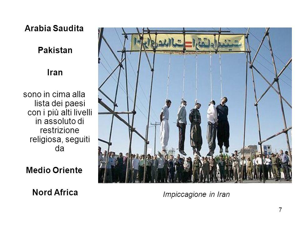 Arabia Saudita Pakistan Iran