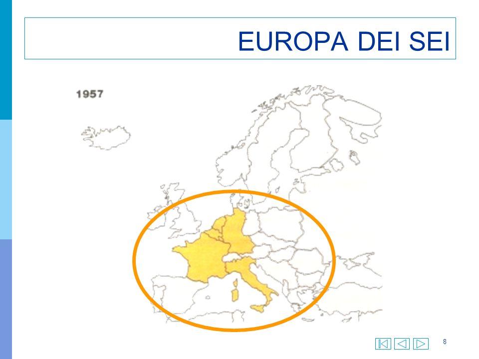 EUROPA DEI SEI