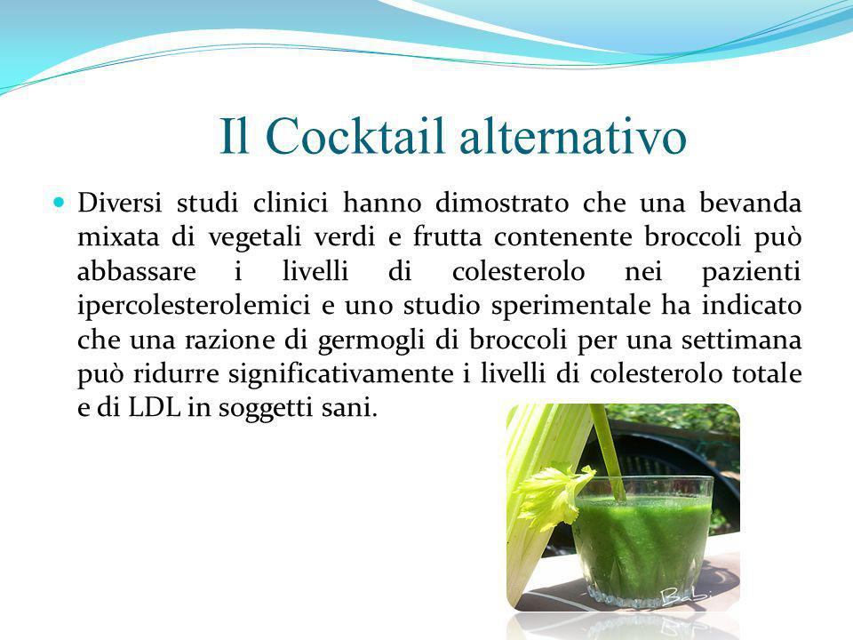 Il Cocktail alternativo