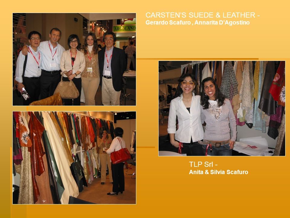 CARSTEN'S SUEDE & LEATHER -