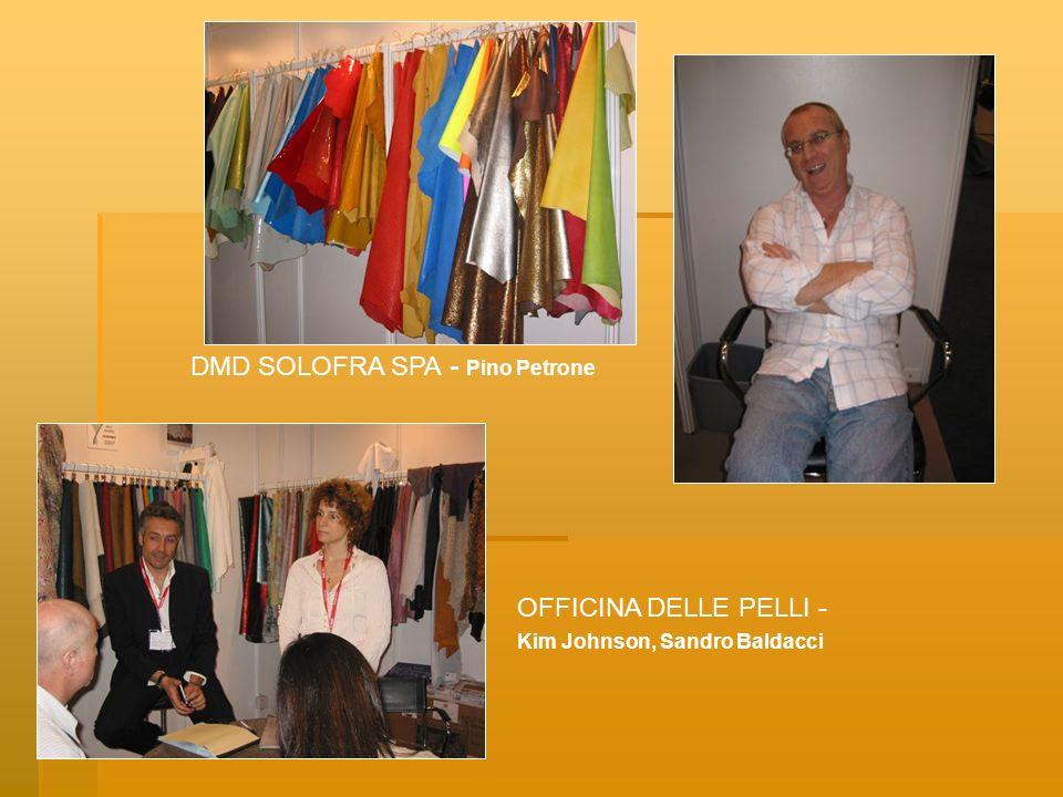 DMD SOLOFRA SPA - Pino Petrone
