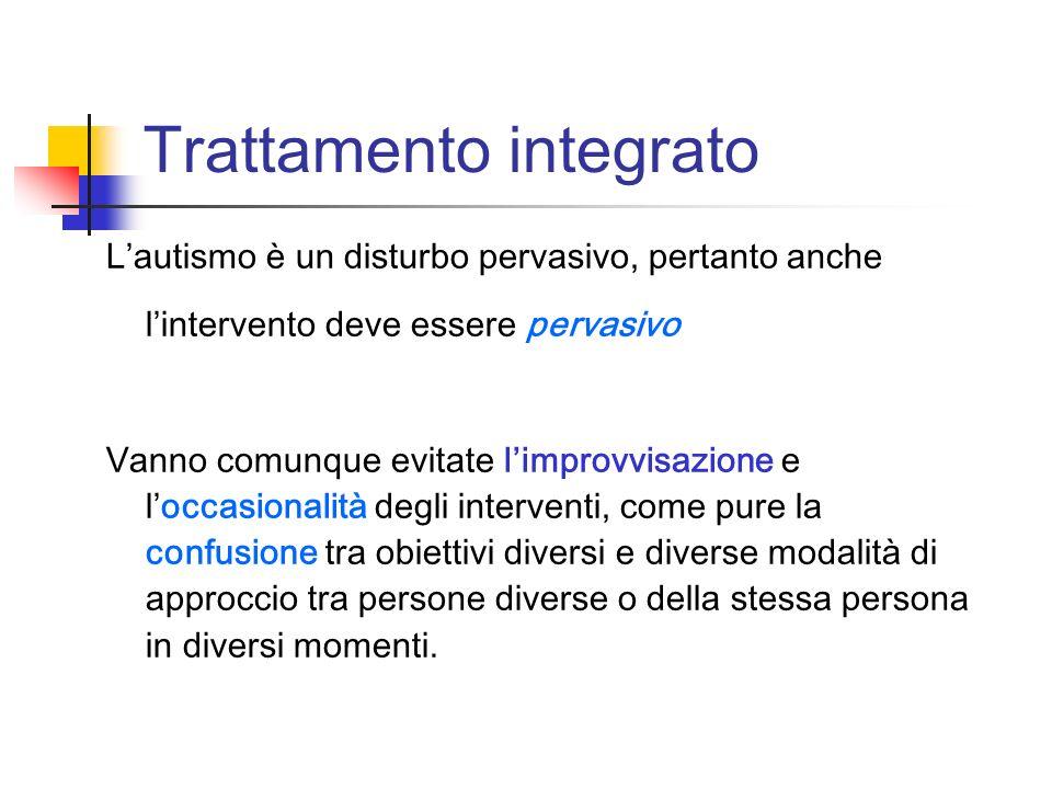 Trattamento integrato