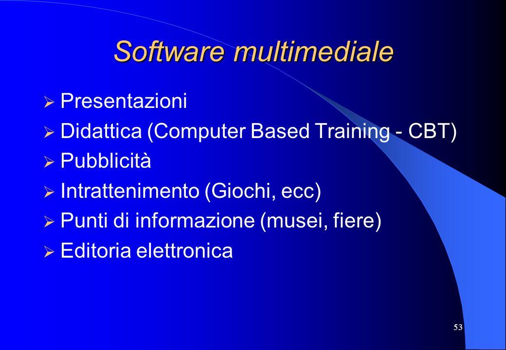 Software multimediale