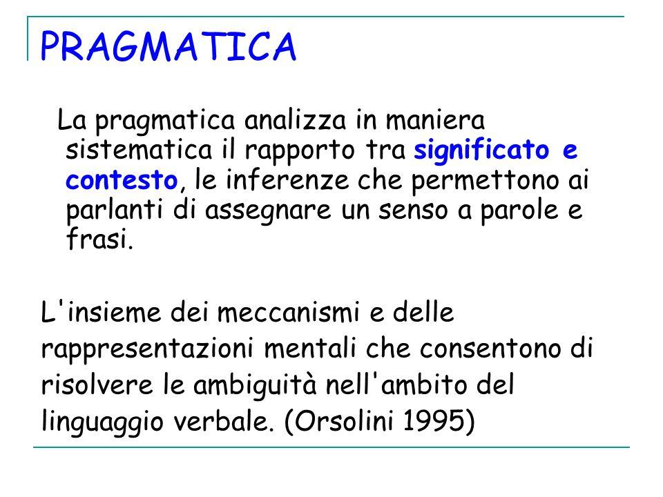 PRAGMATICA