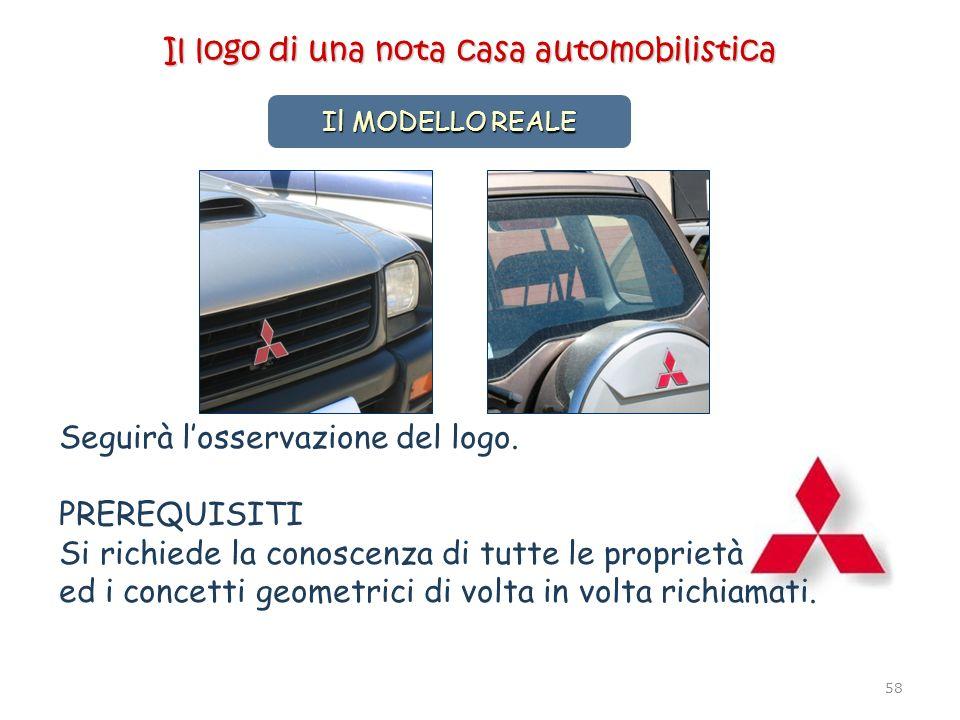 Il logo di una nota casa automobilistica