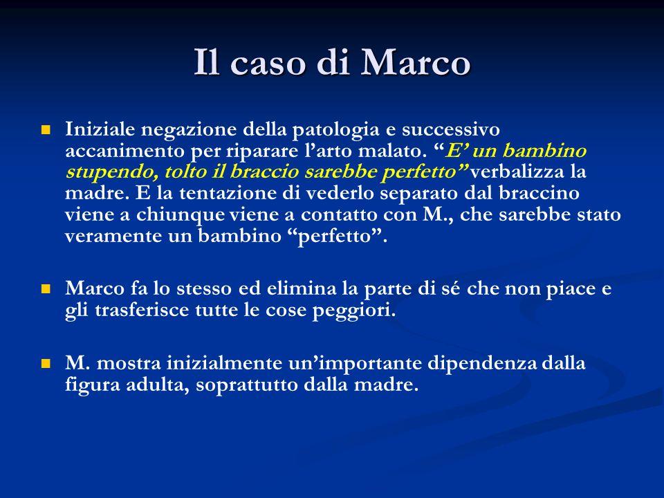 Il caso di Marco