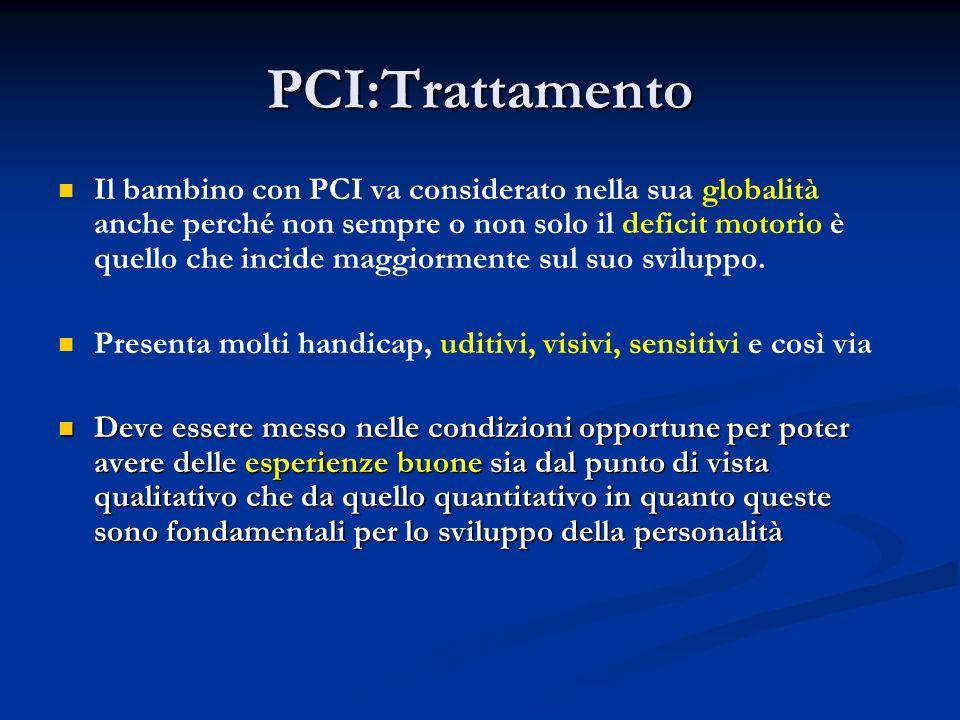 PCI:Trattamento