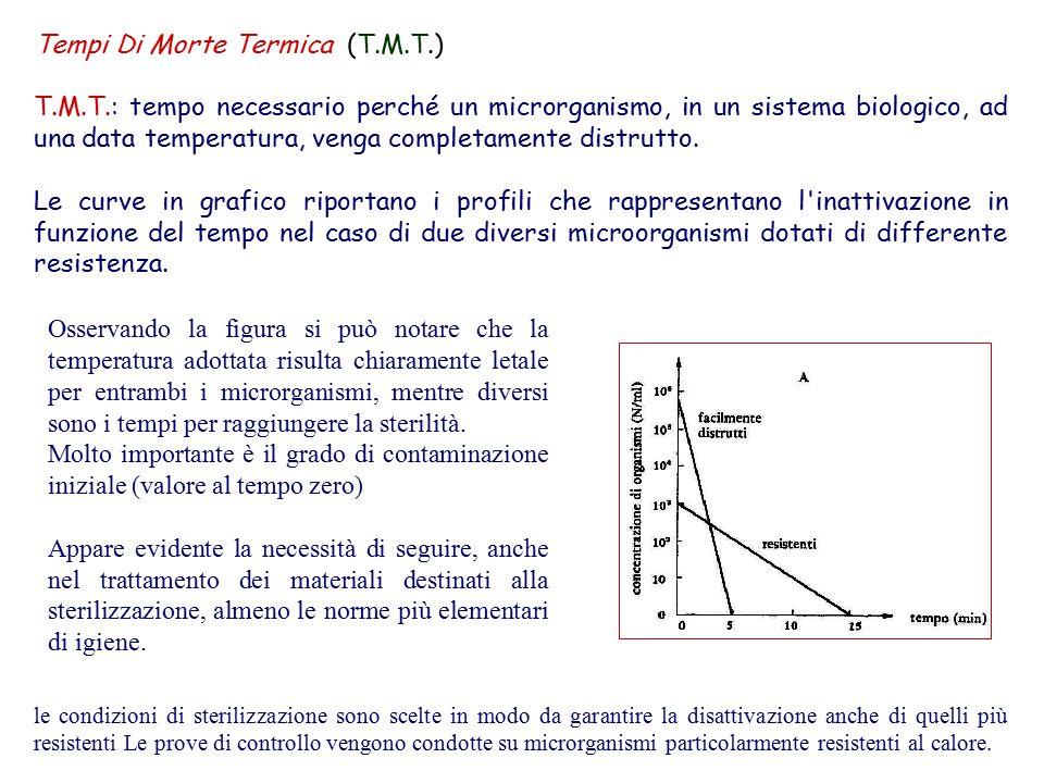 Tempi Di Morte Termica (T.M.T.)
