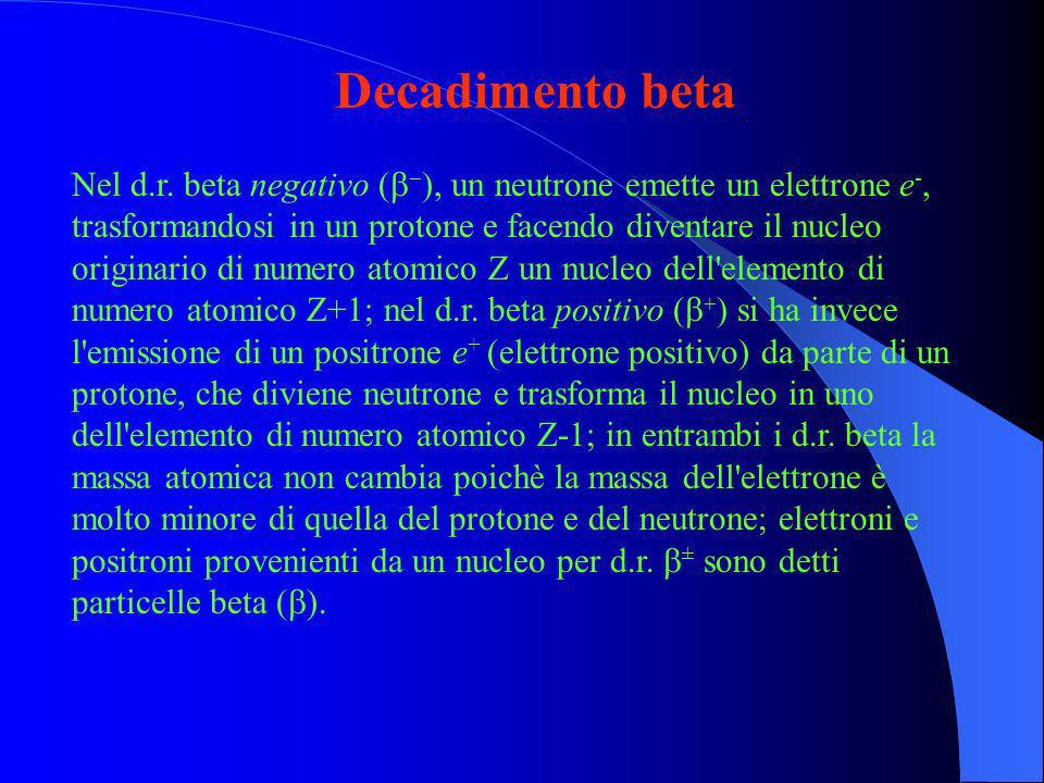 Decadimento beta