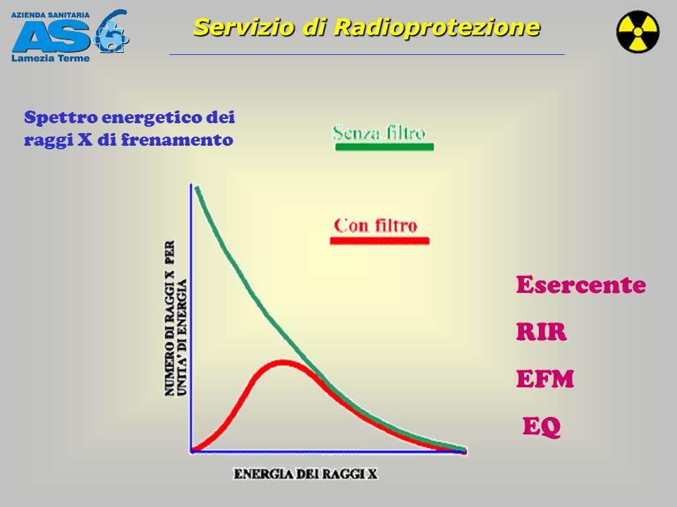 Esercente RIR EFM EQ Servizio di Radioprotezione