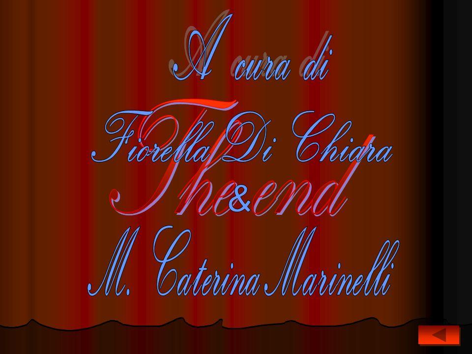 A cura di The end Fiorella Di Chiara & M. Caterina Marinelli