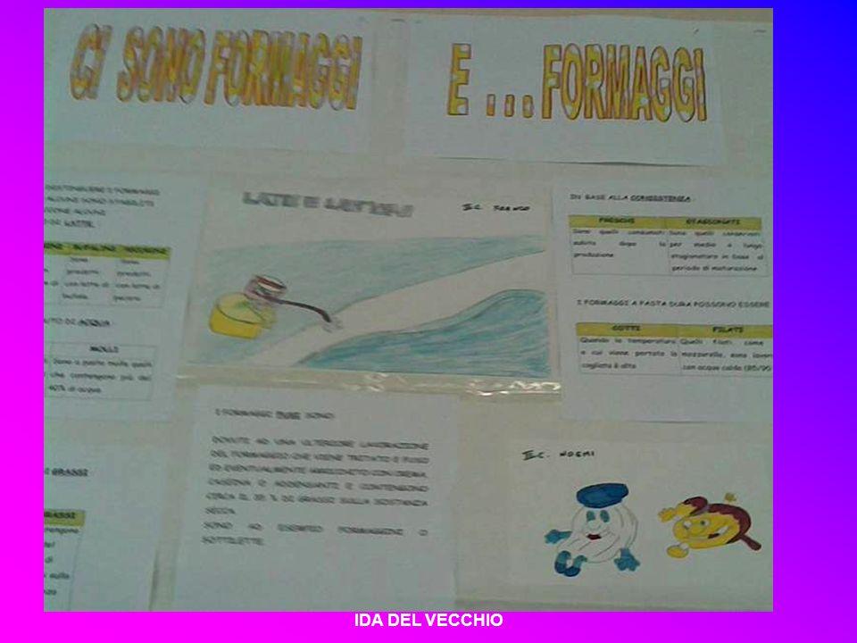 CLASSE 3° C - 2006-'07 IDA DEL VECCHIO