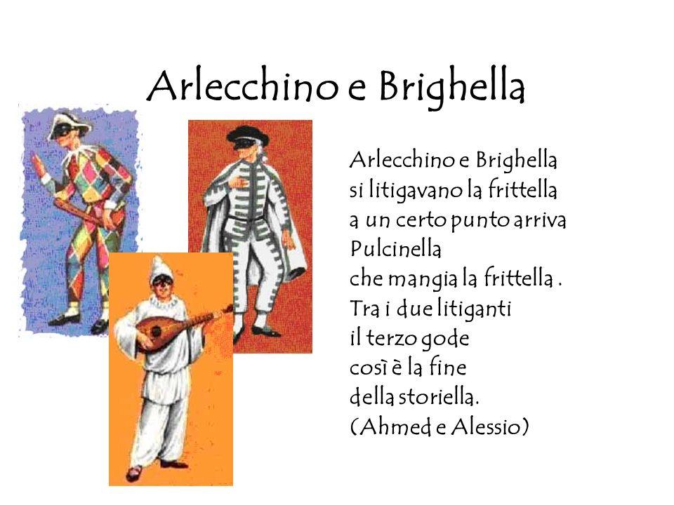 Arlecchino e Brighella