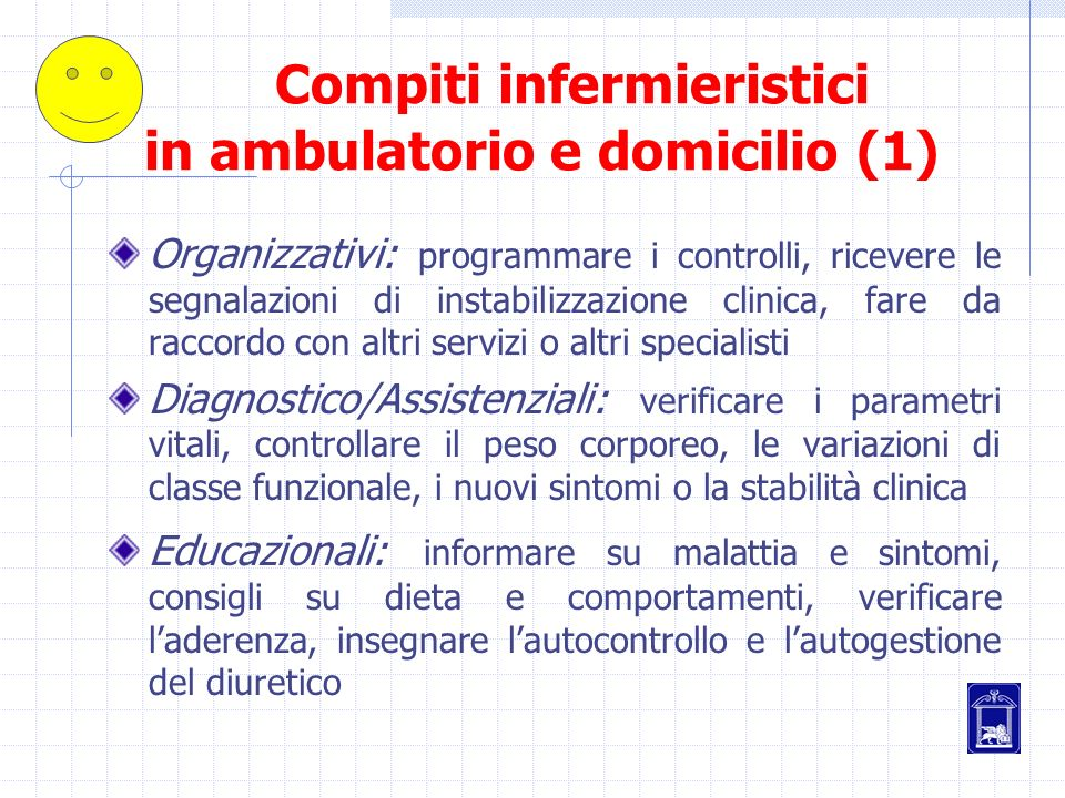 Compiti infermieristici in ambulatorio e domicilio (1)