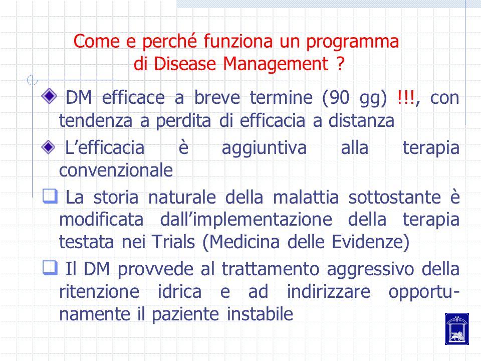 Come e perché funziona un programma di Disease Management