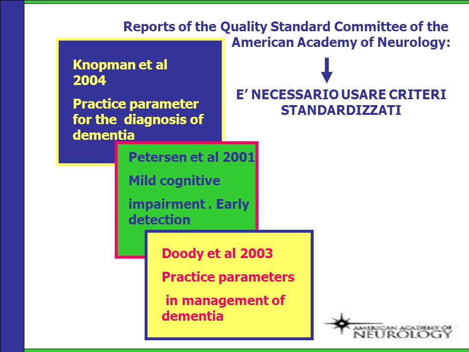 Reports of the Quality Standard Committee of the