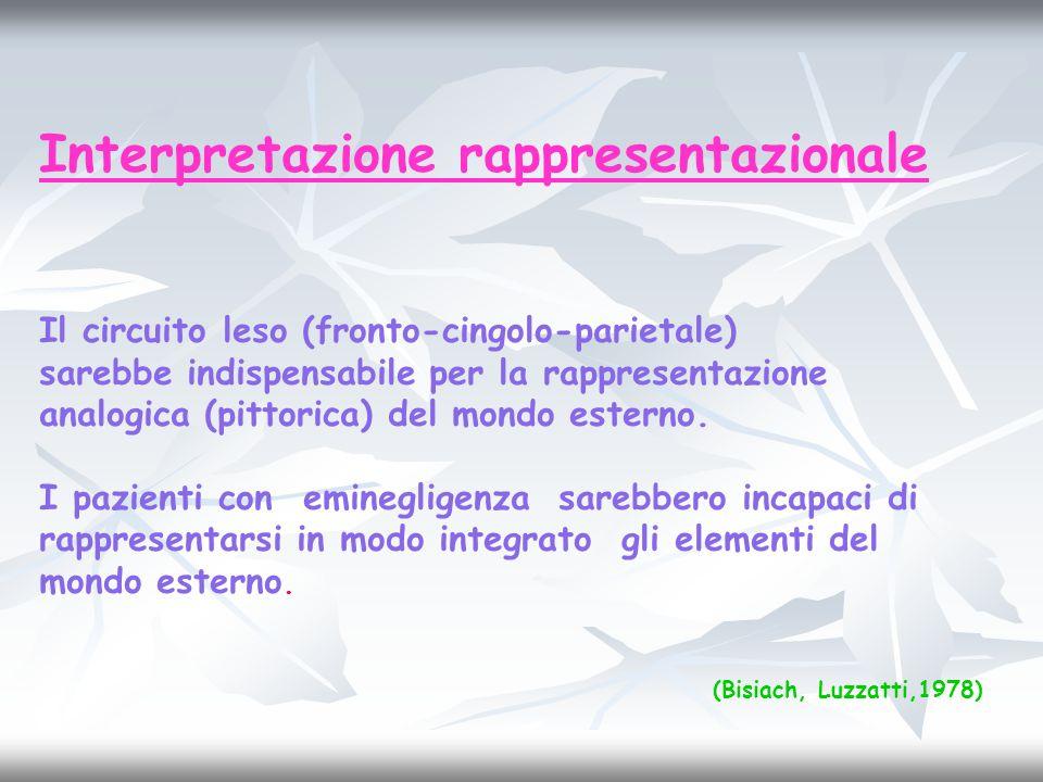 Interpretazione rappresentazionale