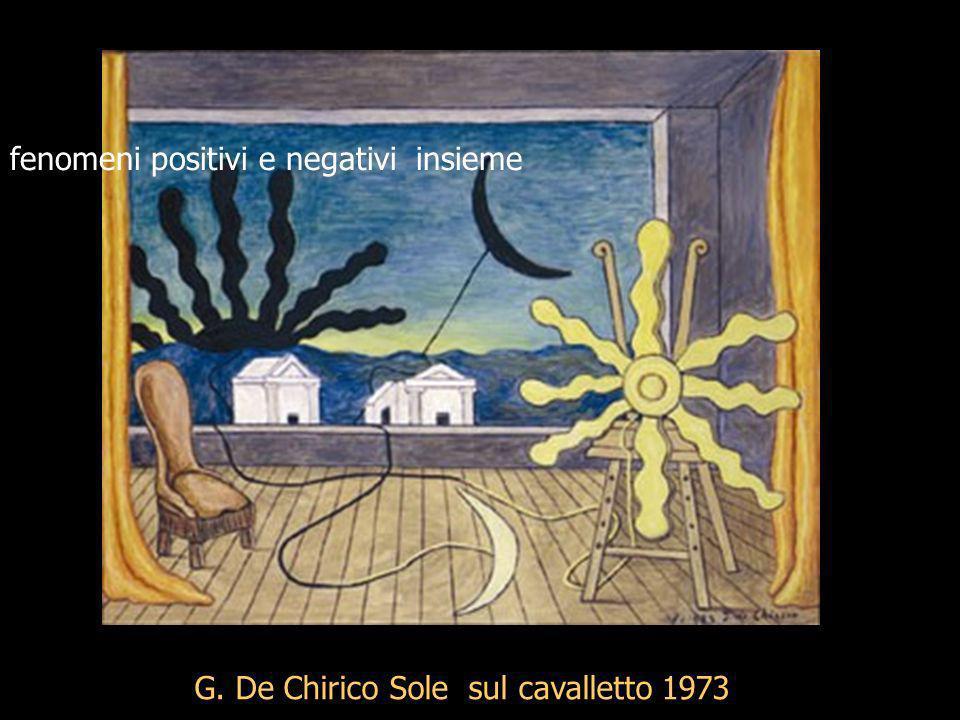 fenomeni positivi e negativi insieme