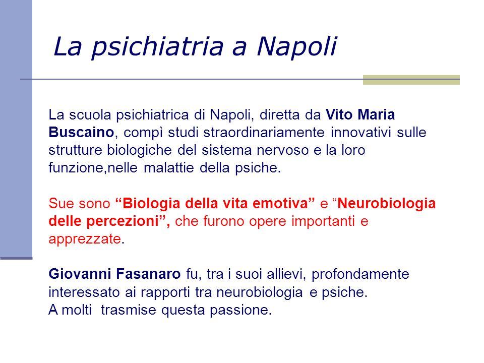 La psichiatria a Napoli