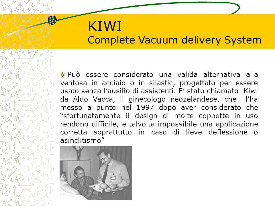 KIWI Complete Vacuum delivery System